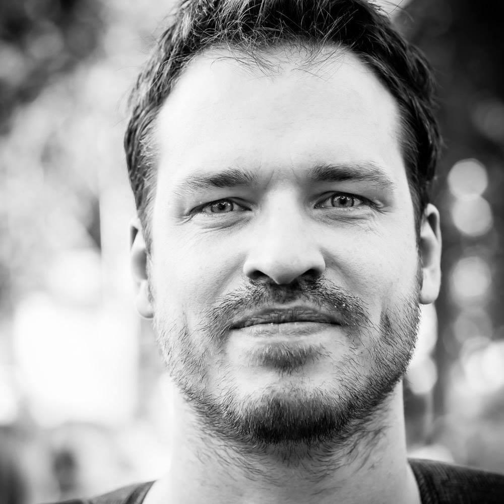 Portrait de François-Xavier Cardon par Christophe Toffolo